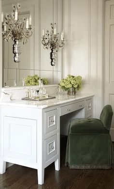The bathroom vanity is possibly the most important decor choice you'll make for this space. Have a look at a variety of vanity styles to inspire you.