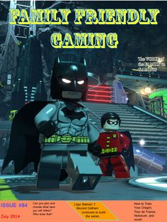 Family Friendly Gaming #84 - July 2014 issue