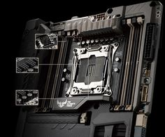 Motherboard | SABERTOOTH X99 | ASUS Indonesia