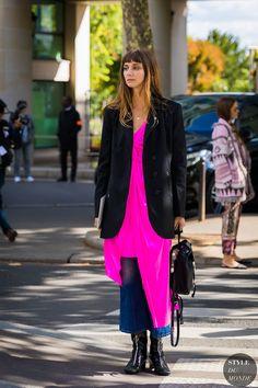 Paris SS 2018 Street Style  Brie Welch Cool Street Fashion 65a1b35703c