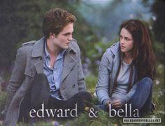 :Bella Swan and Edward Cullen