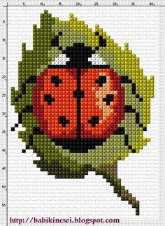 Once the spring out of my head . Xmas Cross Stitch, Cross Stitch Flowers, Modern Cross Stitch, Cross Stitch Charts, Cross Stitch Designs, Cross Stitching, Cross Stitch Embroidery, Embroidery Patterns, Cross Stitch Patterns
