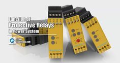 Function of Protective Relays in Power System | StudyElectrical | Online Electrical Engineering Study Site