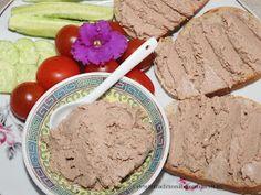 Pate de casa Sugar, Ethnic Recipes, Food, Home, Essen, Meals, Yemek, Eten