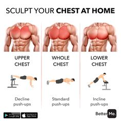 Upper Chest Workout To Achieve Shredded Pecs