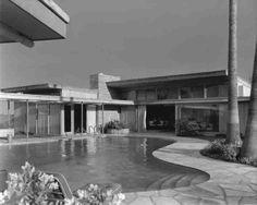 The Sinatra House, Palm Springs