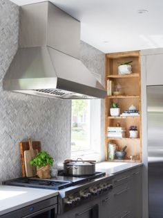 Urban Kitchen Contemporary Toronto By Lemontree Co
