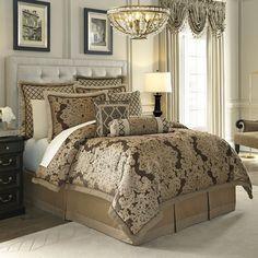 Croscill Sorina Bedding Collection Comforter Set