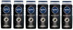 ¡Chollo! Pack de 6 Nivea Men London Active Clean, Gel de Ducha por 6.36 euros.