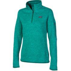 PatagoniaBetter Sweater 1/4-Zip Fleece Jacket - Women's