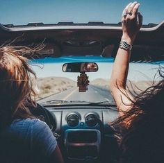 Road trips forever <3 | http://www.hercampus.com/school/ok-state/5-things-do-if-you-dont-have-spring-break-plans