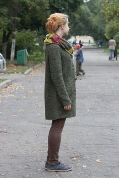 Ravelry: Chuha's Fall coat