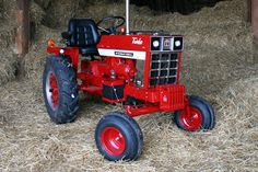 The Little Tractor Co. specializes in custom hand made half scale tractors. Yard Tractors, Small Tractors, John Deere Tractors, Antique Tractors, Vintage Tractors, Vintage Farm, Vintage Signs, International Tractors, International Harvester