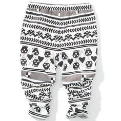 lil missie munster lil love tribe legging cream
