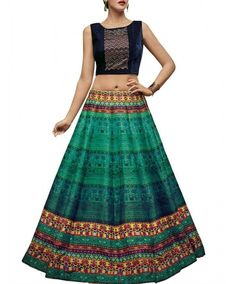 Check out the exclusive collection of #LehengaCholi online.