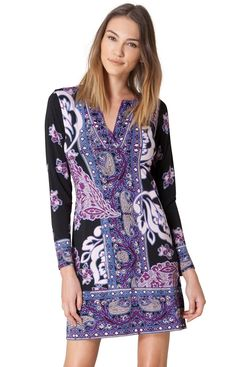   Panthea *Beaded* Jersey Dress   Womens Dresses   Hale Bob Dress   - Hale Bob