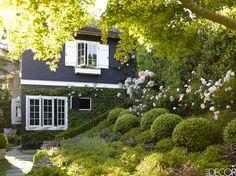 Ein Mill Valley Home Revisited # Garten Landhaus - Garten California Cool, California Homes, Northern California, California English, Berkeley California, Design Blog, Cafe Design, Diy Design, Nature
