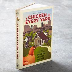 A Chicken In Every Yard #WilliamsSonoma