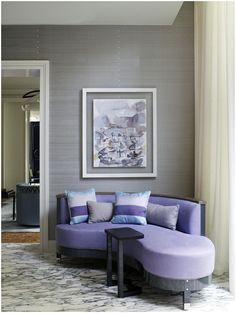 Стильный дом - Прохладная квартира по проекту Дэвида Коллинза