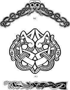 Viking Art-jellinge style