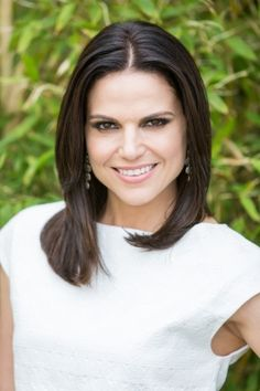 Lana Parrilla Home & Family HQ Portraits