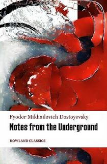 Rowland Book Collections: Notes from Underground by Fyodor Dostoevsky