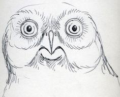 Dulieu, Jean - Originele pentekening van Oehoeboeroe (1975)