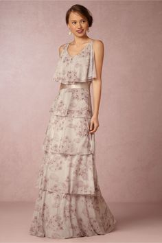 Delila Dress in Bridesmaids Maid of Honor Dresses at BHLDN