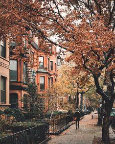 Autumn Scenes, Boston, Rain, Landscape, City, Pretty, Instagram, Rain Fall, Scenery