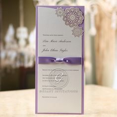 Modern Rustic - Wedding Invitation Sample (HB11543)