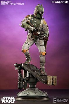 Star Wars: Boba Fett » Typ: Statue / Premium Format Figur » Hersteller: Sideshow »…