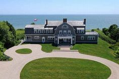 Classic seaside home on the cape