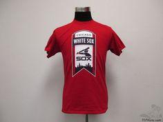 Jerzees Chicago White Sox Short Sleeve Crewneck t Shirt sz M Medium MLB Thomas #Jerzees #ChicagoWhiteSox