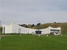 Les Îles-de-la-Madeleine (église Sainte-Madeleine), Québec, Canada (47.405843, -61.797686)