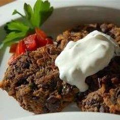 Spicy black bean and sweet potato cakes recipe - All recipes UK