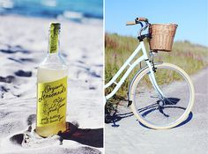 Strand Belvoir Lemonade Minzgrünes Hollandrad by gereeet, via Flickr
