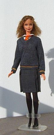 barbie pattern