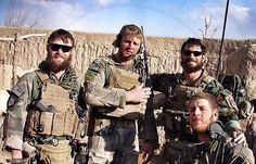 Marine Raiders #army #marines #navy #airforce #coastguard #oef #oif  #respect #bearded #operator #sof #airborne #infantry #recon