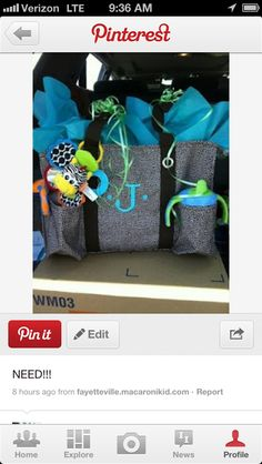 Baby shower gift from thirty one www.mythirtyone.com/ambermulchahey