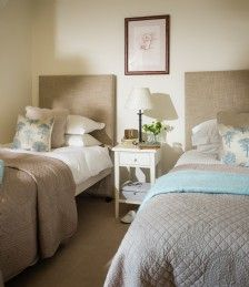 Cheltenham luxury self-catering country house in the Cotswolds; perfect for large groups seeking luxury accommodation in Cheltenham and Cirencester House Party, Stone Cottages, Luxury Accommodation, Cottage Interiors, Catering, Bedroom, Storage, Furniture, Twin