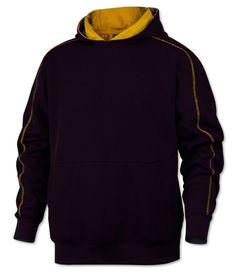 Purple & Gold Hoodie