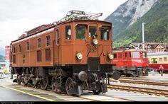 RailPictures.Net Photo: 10439 SBB Historic Ae 3/6 II at Erstfeld, Switzerland by Georg Trüb