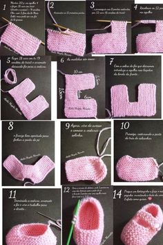 newest Best 12 Gef llt 1 508 Mal 36 Kommentare feride ferideeep auf Ins. - Lilly is Love Baby Booties Knitting Pattern, Booties Crochet, Crochet Baby Shoes, Crochet Baby Booties, Crochet Slippers, Baby Knitting Patterns, Free Knitting, Crochet Patterns, Crochet Slipper Pattern