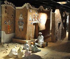 Museum in Aswan, Egypt