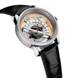 Greubel Forsey Double Tourbillon 30° Invention Piece I