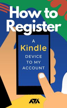 Step-by-Step Guide on How to Register a New Device to my Amazon Account with Screenshots Computer Internet, Step Guide, Accounting, Kindle, Cool Things To Buy, This Book, Amazon, Reading, News
