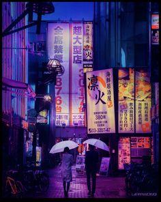Cyberpunk Aesthetic, Neon Aesthetic, Cyberpunk City, Cyberpunk Fashion, Grand Theft Auto Games, Neon Noir, Neo Tokyo, Tokyo Night, Glass Office