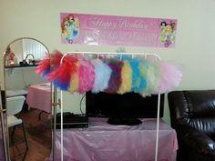 Princess party ~ tutus