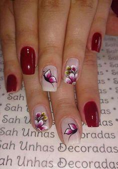 Spring Nail Art, Spring Nails, Spring Art, Colorful Nail Designs, Nail Art Designs, Design Art, Artwork Design, Cute Nails, Pretty Nails