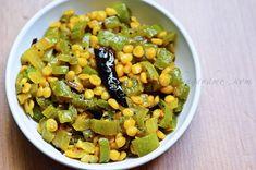 Snake Gourd / Podalanga Masala Recipe